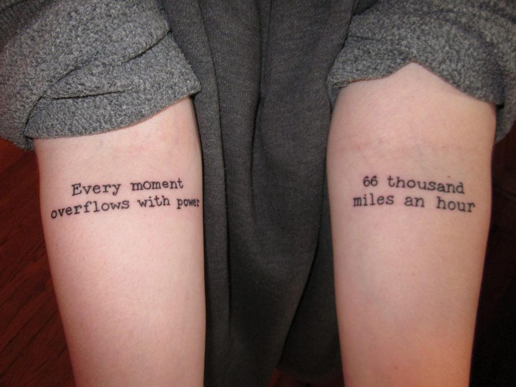Frases Para Tatuagem Femininas E Masculinas Tatuagemorg