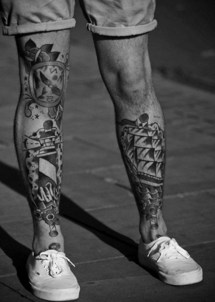 Tatuagens Masculinas Tatuagemorg