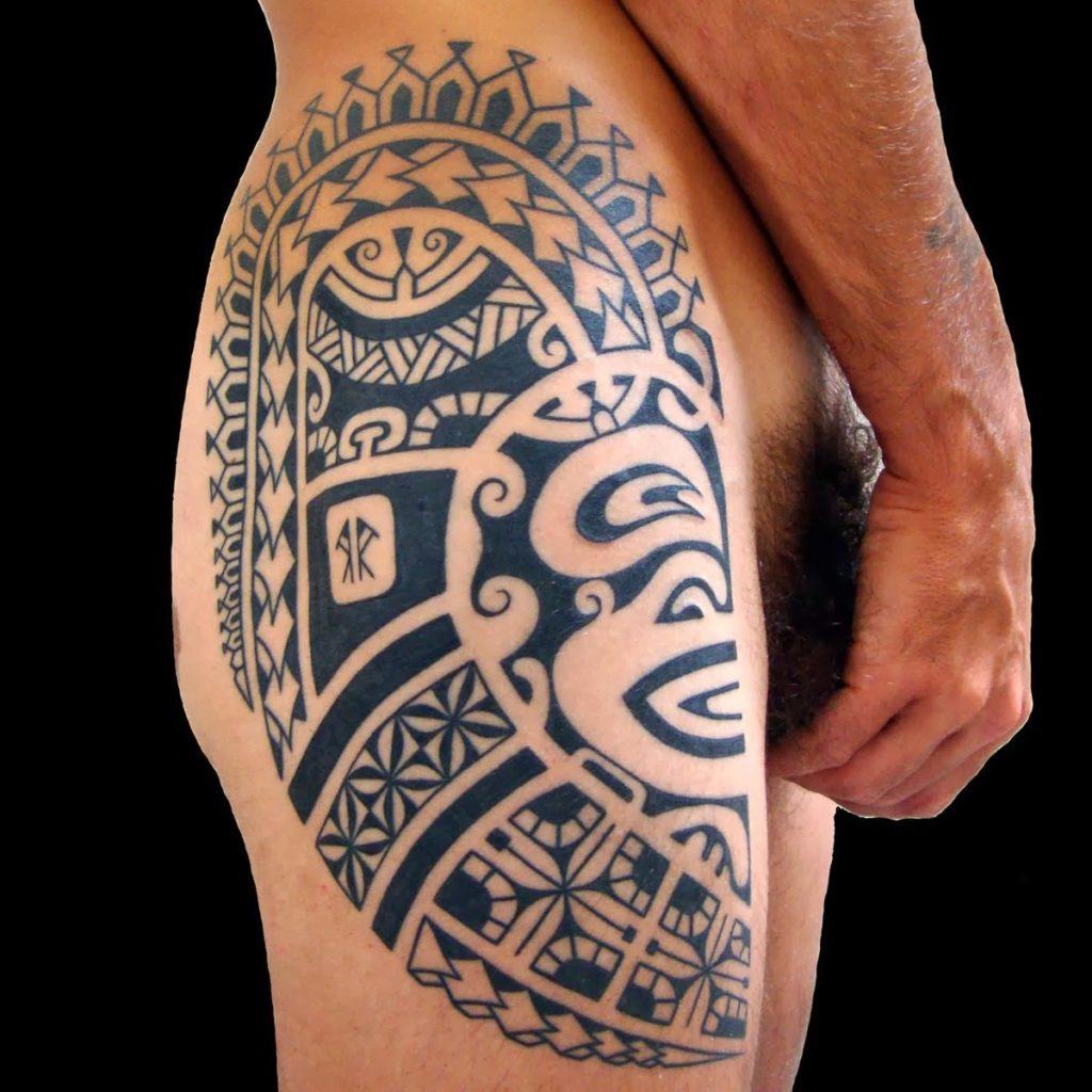 Tatuagens Masculinas Na Perna Tatuagemorg