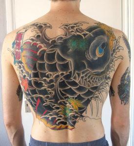 Tatuagem Carpa Qual é O Significado Tatuagemorg