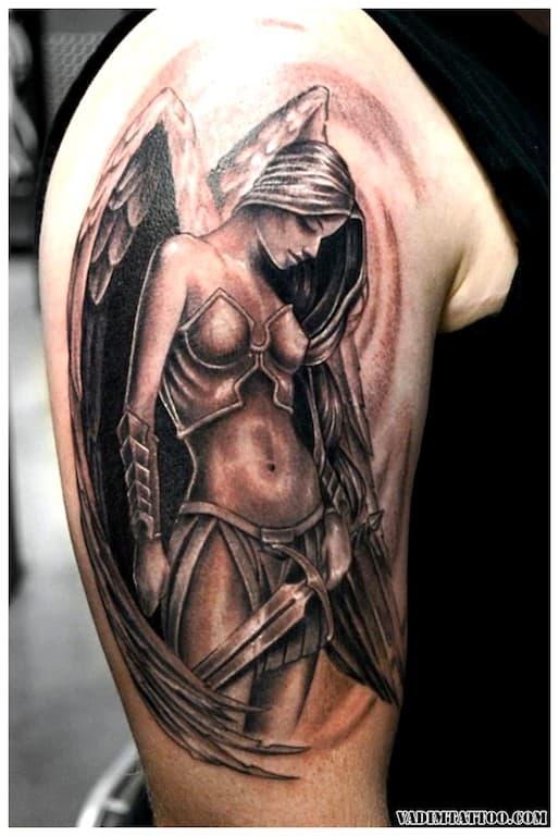 Tatuagens De Anjos Tatuagemorg