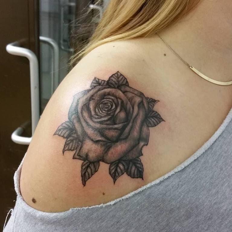 Tatuagens De Rosas Tatuagemorg