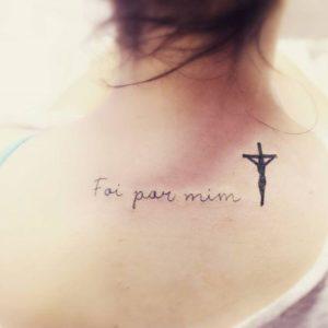 Significado Tatuagem Cruz Ideias Tatuagemorg