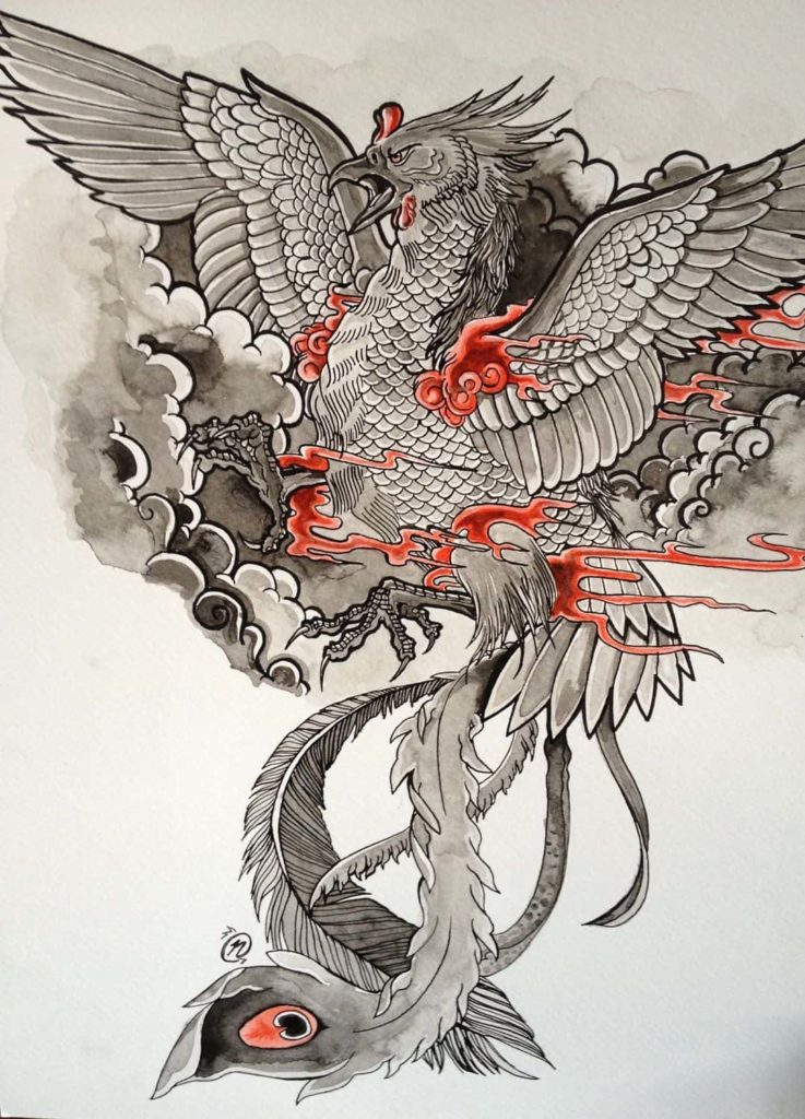 Fenix Tattoo Significado E 55 Fotos E Ideias Tatuagem Org