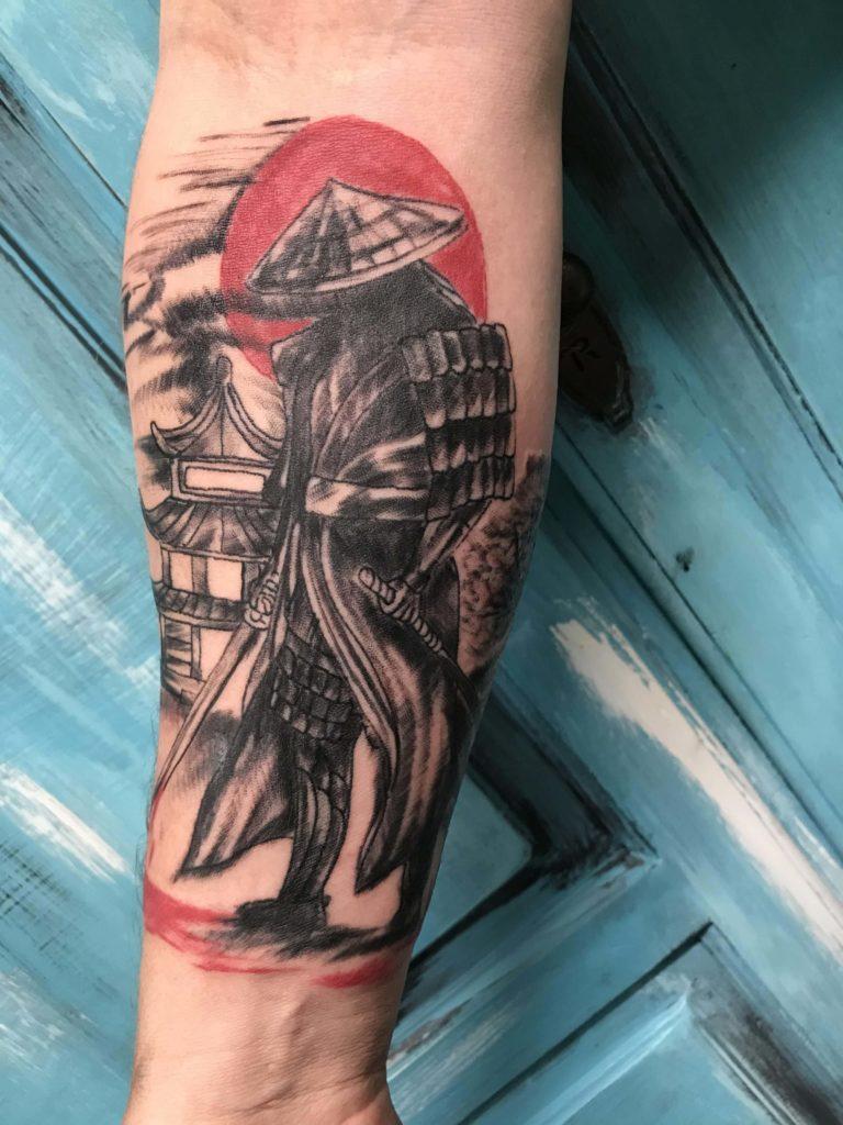 Samurai Tattoo Significados Diversas Tatuagens De Samurai Tatuagem Org